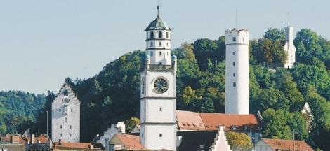 Ravensburg towers
