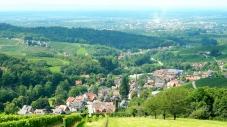 Sachsbachwalden view