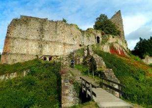 Schauenburg castle ruins