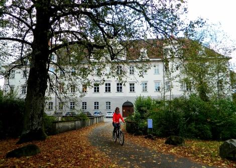 Schloss klinik complex