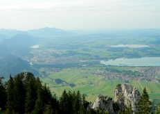 Schwaben lakes