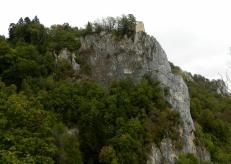 Spot the ruine schloss