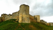 The south tower of Coucy le Château