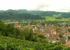 View across Gengenbach