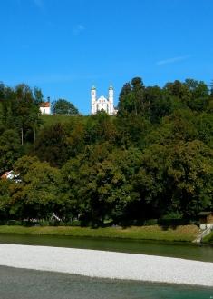 View to Kalvarienberg