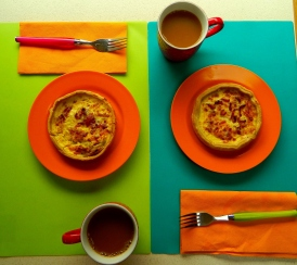 When passing through Lorraine, enjoy the quiche.