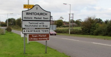 Whitchurch town council image