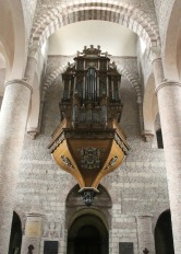A mighty organ