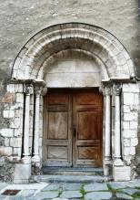 A roman door
