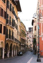 A typical Treviso street