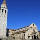 Basilica and Tower of Aquileia