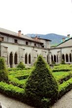 Central garden