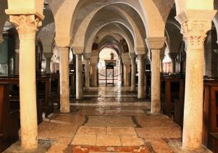 Crypt of San Pietro