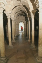 Down in the crypt