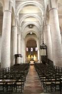 Inside Saint Philibert