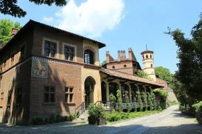 Borgo Medievale, Torino