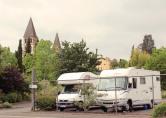 Neighbours at Tournus aire