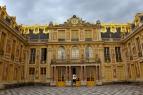 Palace forecourt