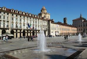 Piazza San Carlo