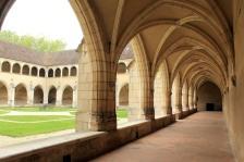 Splendid cloisters