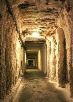 200 miles of salty passageways