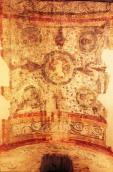 Burial chamber frescoes AD 390