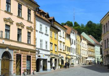 Colourful Gornji Trg