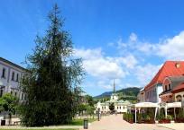 Dolný Kubín centre
