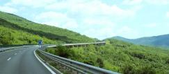 First breath of Slovenian air along the A1