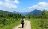 Walking in the Mala Fatra