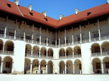 Italianate Courtyard
