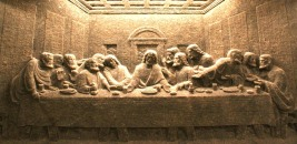 Leonardo's The Last Supper
