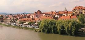 Maribor old town