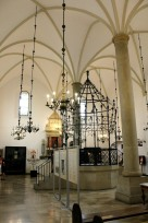 Old Synagogue interior