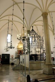 Old Synagogue interior