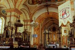 Parish Church interior