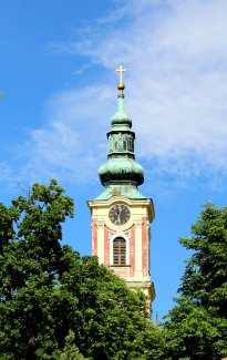 Peter-Paul church tower