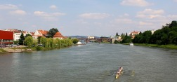 Regatta on the Drava