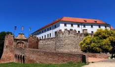 Siklós castle