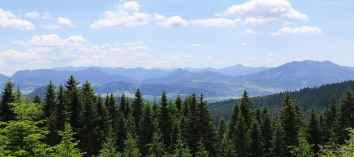 View of West Tatras