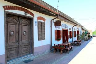 Villány wine cellars