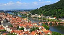 Altstadt view