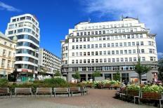 Art Deco shopping centre