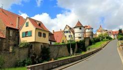 Dettelbach towers