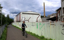 Former industrial site