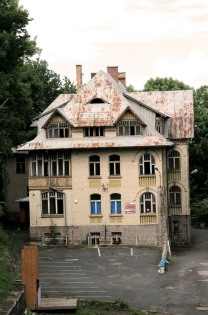 An old guesthouse