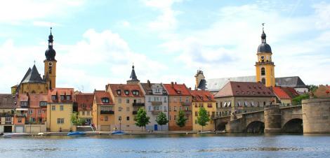 Kitzingen view