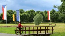 Pedalling from Česká to Polska