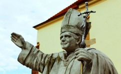 Shiny John Paul II