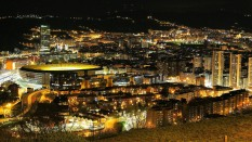 Bilbao by night